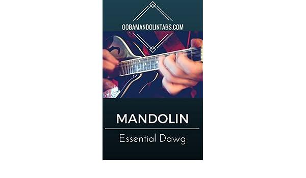 Amazon Ooba Mandolin Essentials Dawgnew Grass 10 Essential