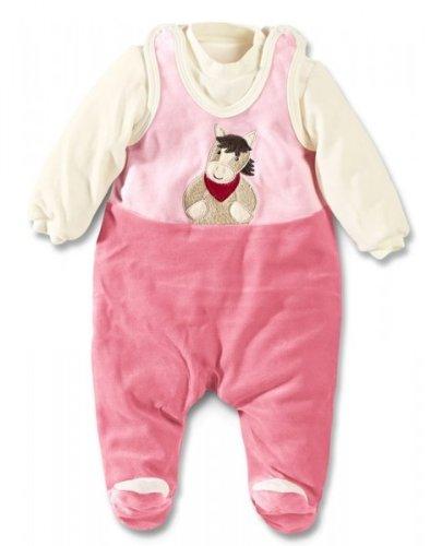 Modell 2012 Sterntaler Sommer Baby Strampler-Set Paula 95171 Farbe 740 Gr/ö/ße 62