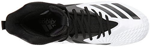 Core Football Mid X White Black Carbon Men's Black Freak Shoe Core adidas x6vRqXwv