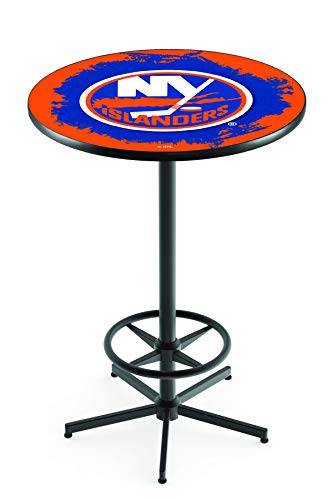 Holland Bar Stool Co. New York Islanders Pub Table