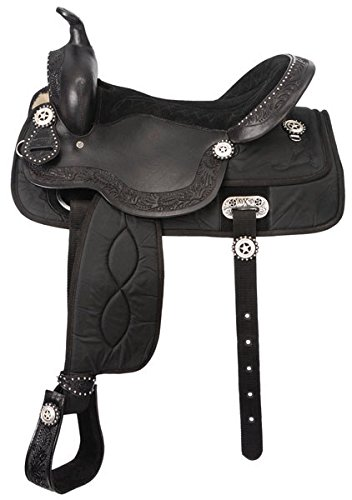 Pro Series Saddle (King Series Krypton Pro Trail Saddle Package)