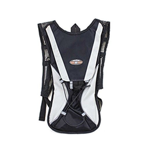 Free Ship Deal Hiking/Bicycle Hydration Backpack - Assorted Colors (Black)
