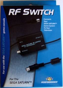 (Automatic RF switch for Sega Saturn)