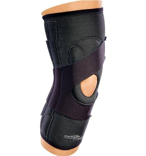 Donjoy Lateral J Patella Knee Support Brace with Hinge: D...