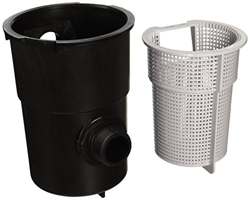 - Hayward SPX1500CAP Strainer Housing with Basket Replacement for Select Hayward Pumps and Filters