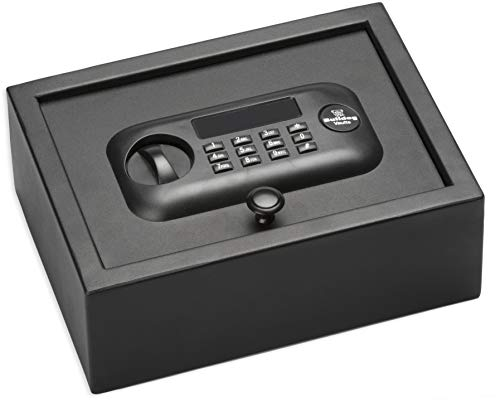 Bulldog Cases Digital Standard Drawer Vault, Black ()