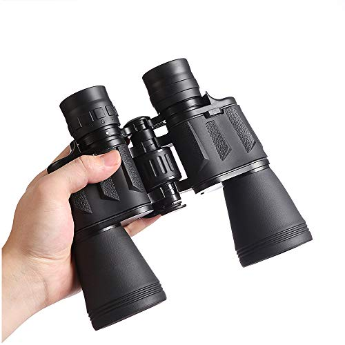 20x50 Binoculars for Adults,High Power HD With Weak Light Night Vision Waterproof Binoculars for Bird Watching Travel Hunting Football Concerts(2019NEW) (Best Type Of Binoculars)