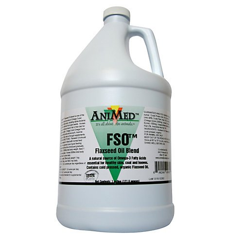 Product image of AniMed FSO Flax Seed Oil