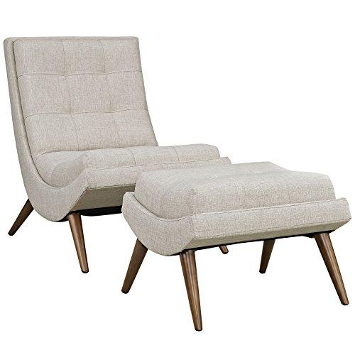 Sand Ramp Fabric Lounge Chair Set