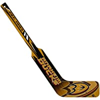 NHL Anaheim Ducks WCR34556010 Hockey Goalie Stick, 21""