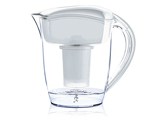 Santevia Water Systems Alkaline Water Pitcher (White)