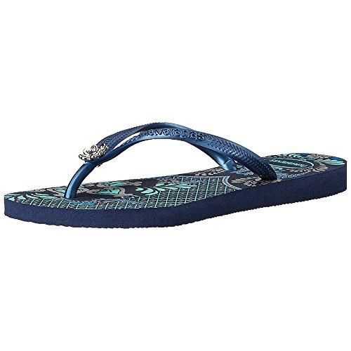 Pictures of Havaianas Women's Slim Organic Sandal Beige 4123662 1