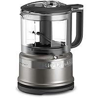 KitchenAid 3.5 Cup Mini Food Processor (Cocoa Silver)