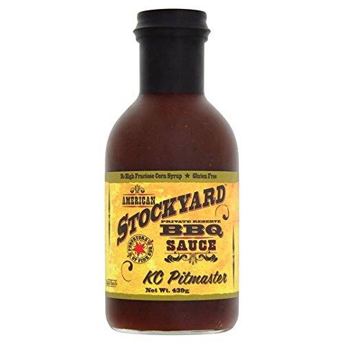 Técnica de almacenamiento estadounidense KC Pitmaster salsa de barbacoa 695 g: Amazon.es: Alimentación y bebidas