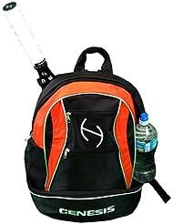 Genesis Tour Backpack, Black/Orange