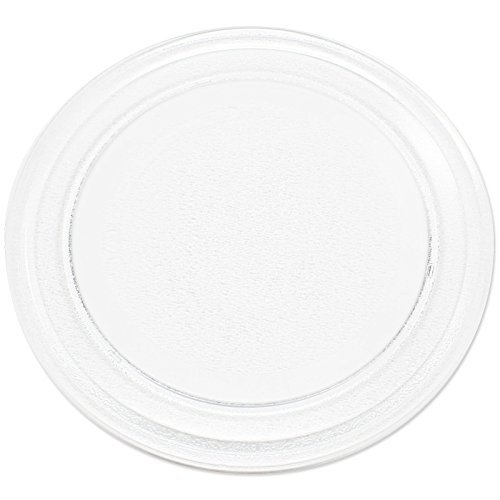 Replacement Rival RGTM701 Microwave Glass Plate - Compatible Rival 3390W1A035 Microwave Glass Turntable Tray - 9 5/8 (245 mm), Model: , Tools & Hardware store