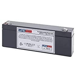 12V 2.3Ah F1 AGM Battery replaces DM12-1.8, DM12-1.9, DM12-2.2, D1225, 143871, 24749, WP2.9-12, CF-12V2, GS12V2.2AH, CB1.9-12, 6FM1.9, EP-SLA12-2, FG20201, FP1220, FP1223, HGL2.3-12, HGL2.0-12, 5EFF8