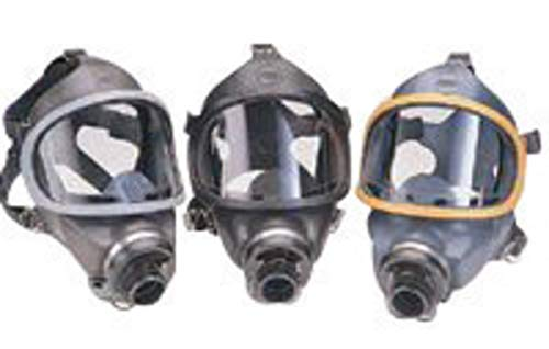 MSA Medium Ultravue Series Mask Air Purifying Respirator -  MSA Mine Safety Appliances Co