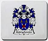 Andrychowicz Family Shield / Coat of Arms Mouse Pad