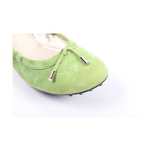 Tods Girl Ballerinas UXC0HI04281CR0V411