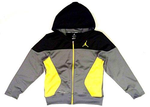 Nike Air Jordan Boys Therma-Fit Athletic Jacket - Medium (10-12 YRS)