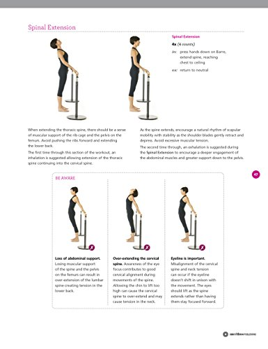 Merrithew Total Barre Foundation Manual by Merrithew (Image #4)