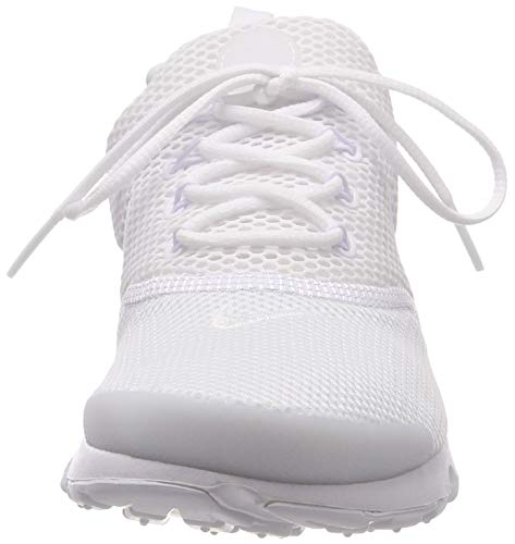 white Blanc Nike De Fille gs 101 Fly Gymnastique Presto white white Chaussures xUAaT