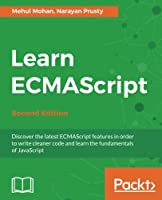 Learn ECMAScript, 2nd Edition Front Cover