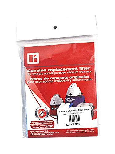 Amazon.com: NewPowerGear Vacuum Cleaner Filter Bags Replacement For ...