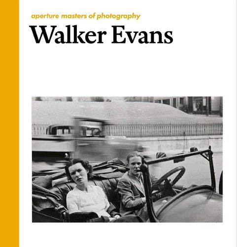 The photography of Walker Evans (1903-75) is introduced in a new, redesigned and expanded edition of Aperture's classic book from its Masters of Photography series. Evans helped define documentary photography and is considered one of the most influen...