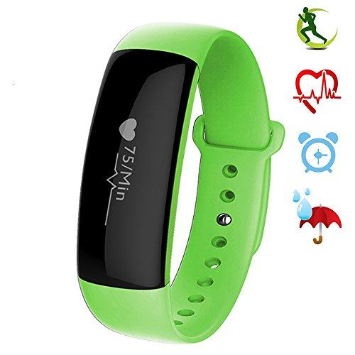 Smart Bracelet Intelligent Blood Pressure Monitors Green - 5