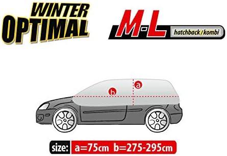 Winter M-L Schutzplane Sonnenplane Schutz vor Sonne und Frost geeignet f/ür Mercedes B-Klasse W246 ab 2011 Halbgarage