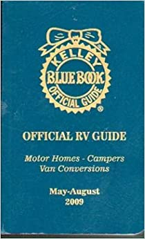 kelley blue book official rv guide sept dec 2009 motor homes campers van conversions 41 4. Black Bedroom Furniture Sets. Home Design Ideas