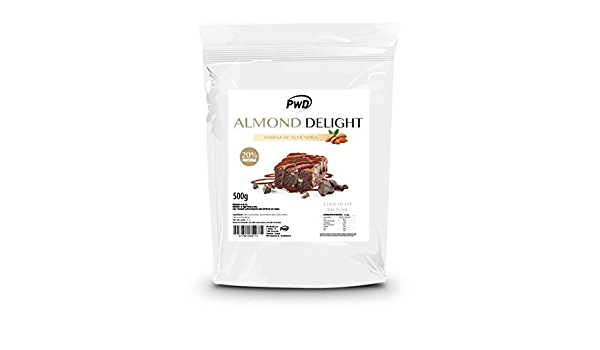 Almond Delight 500gr. (Brownie au Chocolat): Amazon.es: Hogar