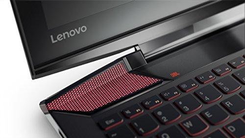 Lenovo Y700 - 15.6 Inch Full HD Gaming Laptop with Extra Storage (Intel Core i7, 16 GB RAM, 1TB HDD + 256 GB SSD, NVIDIA GeForce GTX 960M, Windows 10) 80NV00Q9US by Lenovo (Image #7)