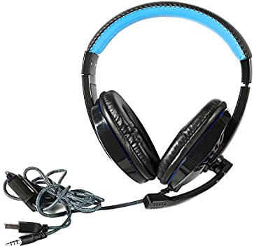 BianchiPatricia SY755MV Gaming Headset with Mic-Sound Headphone ...