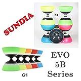 Sundia Evo 5B Diabolo Series - 5 Bearing - G3 (G3 Blue)