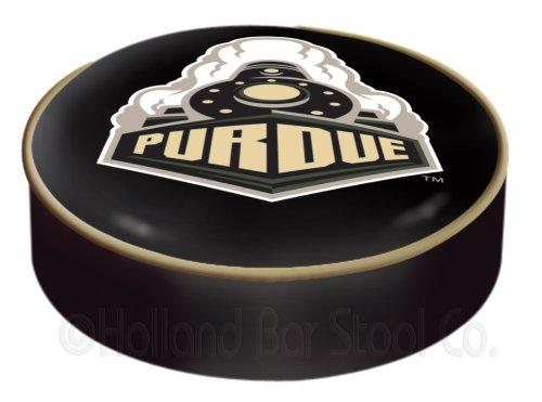 NCAA Purdue Boilermakers Bar Stool Seat Cover