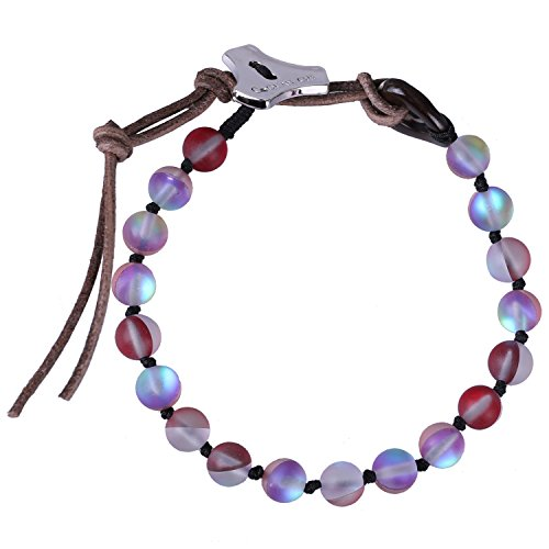 - C.QUAN CHI Handmade Braided Bracelets Colorful Friendship Thread Bracelet for Wrist Ankle Women Gifts for Teen Girls Gifts