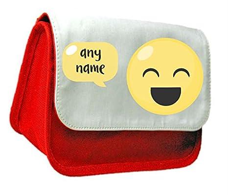 Happy Face Emoji símbolo personalizado nombre, diseño de ...
