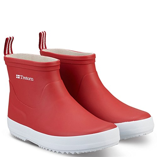 Tretorn Woman Rubberboots Wings Low Red *
