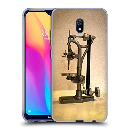 Official Celebrate Life Gallery Drill Press Tools Soft Gel Case Compatible for Xiaomi Redmi 8A