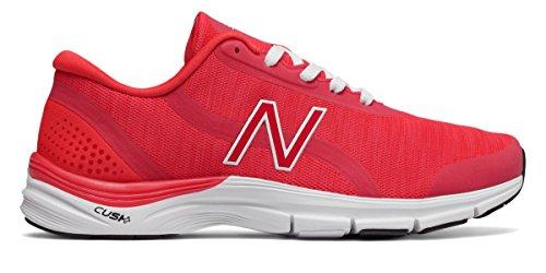 検索エンジン最適化残高ディンカルビル(ニューバランス) New Balance 靴?シューズ レディーストレーニング 711v3 Heathered Trainer Energy Red with White レッド ホワイト US 8.5 (25.5cm)