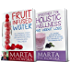 Alkaline Drinks: 2 in 1 Bundle: Fruit Infused Water & Smoothies for Holistic Wellness and Weight Loss (Alkaline Diet, Clean Eating, Nutrition)