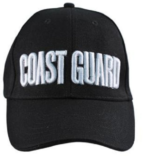 Coast Guard Embroidered Adjustable Hat Ball Cap