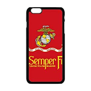 Marine Corps Red Semper F1 iPhone6 Plus 5.5 by runtopwell