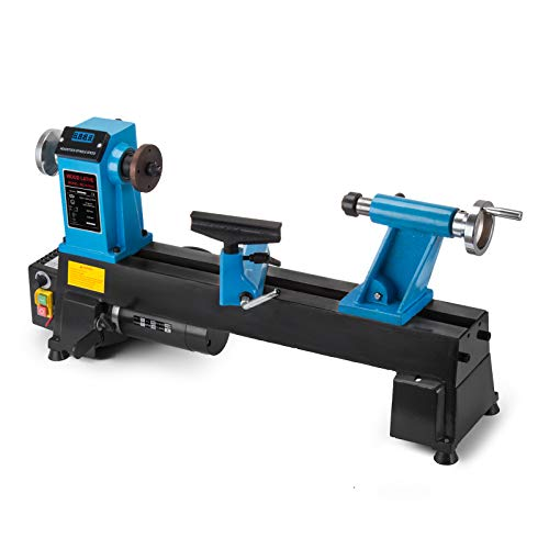 Mophorn 10 x 18 Inch Wood Lathe Bench Top Heavy