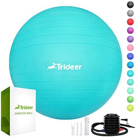 Trideer Exercise Anti Burst Stability Supports product image