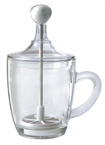 Frabosk Limpido Glass Frother Creamer