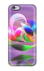 Case Cover Pretty Mixed Media Art / Fashionable Case For Iphone 6 Plus Kimberly Kurzendoerfer
